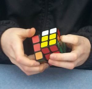On the way to 65 solves