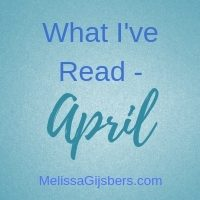 What I've Read April