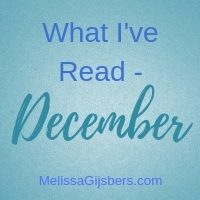 What I've Read December
