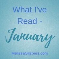 What I've Read January