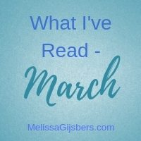 What I've Read March