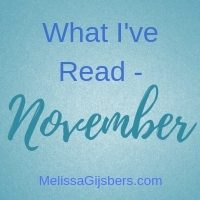 What I've Read November