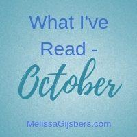 What I've Read October