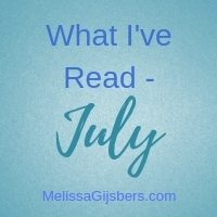 What I've Read July